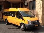 日本語 運転手 12名乗り ミニバス 車両チャーター