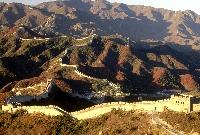 北京・万里の長城