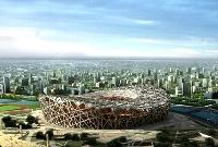 北京・オリンピックメインスタジアム