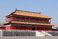 北京・紫禁城(故宮博物館)