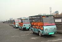 西安 電気カート車