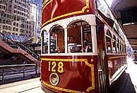 香港・レトロなトラム